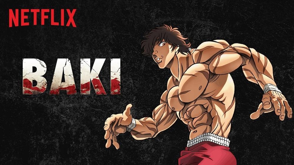 Cover image of Baki Hanma (Dub)