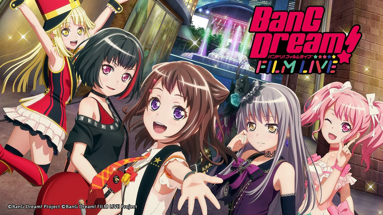 Cover image of BanG Dream! FILM LIVE