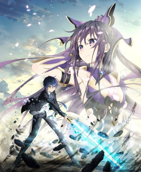 Date A Live 4 Poster