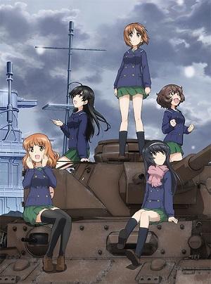 Girls & Panzer: Saishuushou Part 1 (Dub) poster