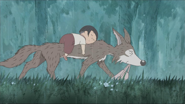 Cover image of Kiku and the Wolf