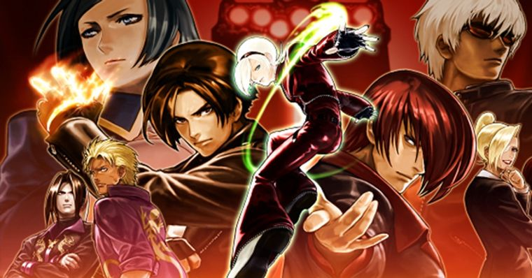 Cover image of King of Fighters: Another Day - OVA
