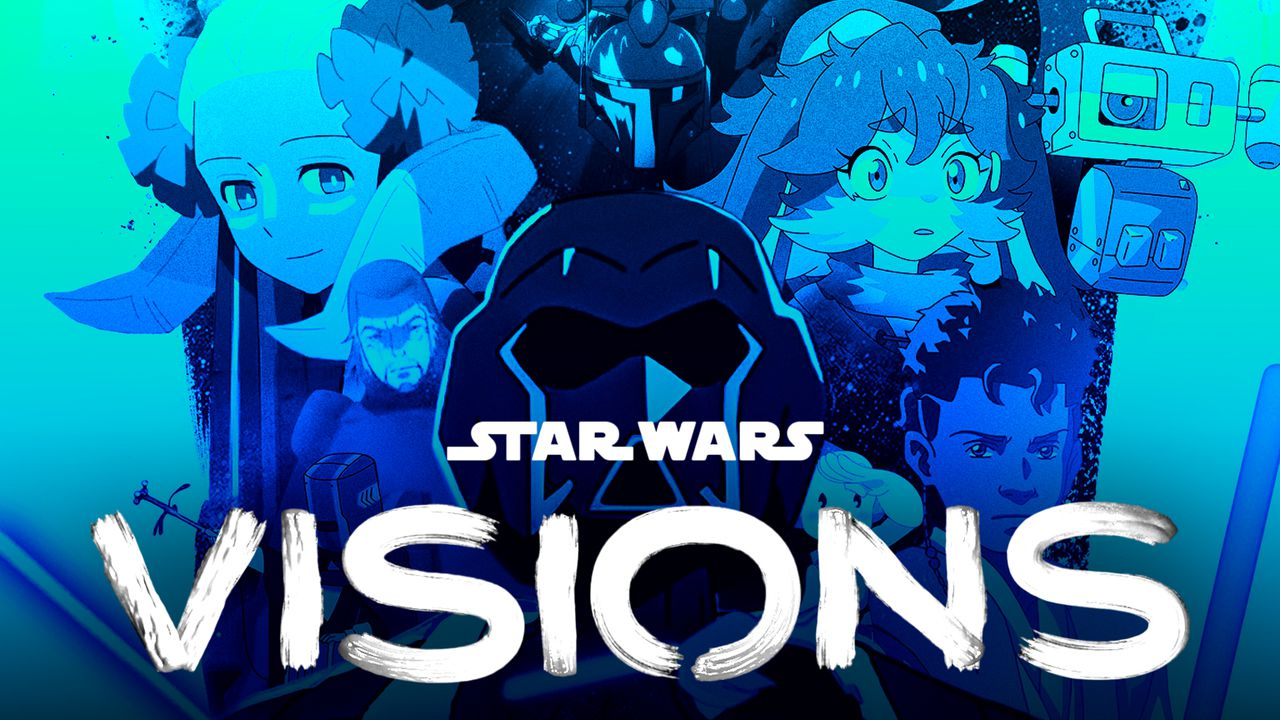 Cover image of Star Wars: Visions (Dub)