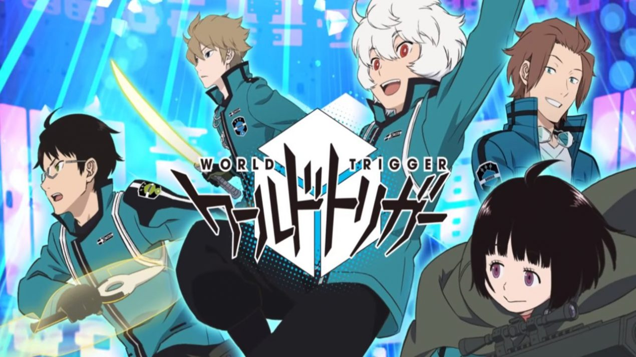 Cover image of World Trigger 3rd Season