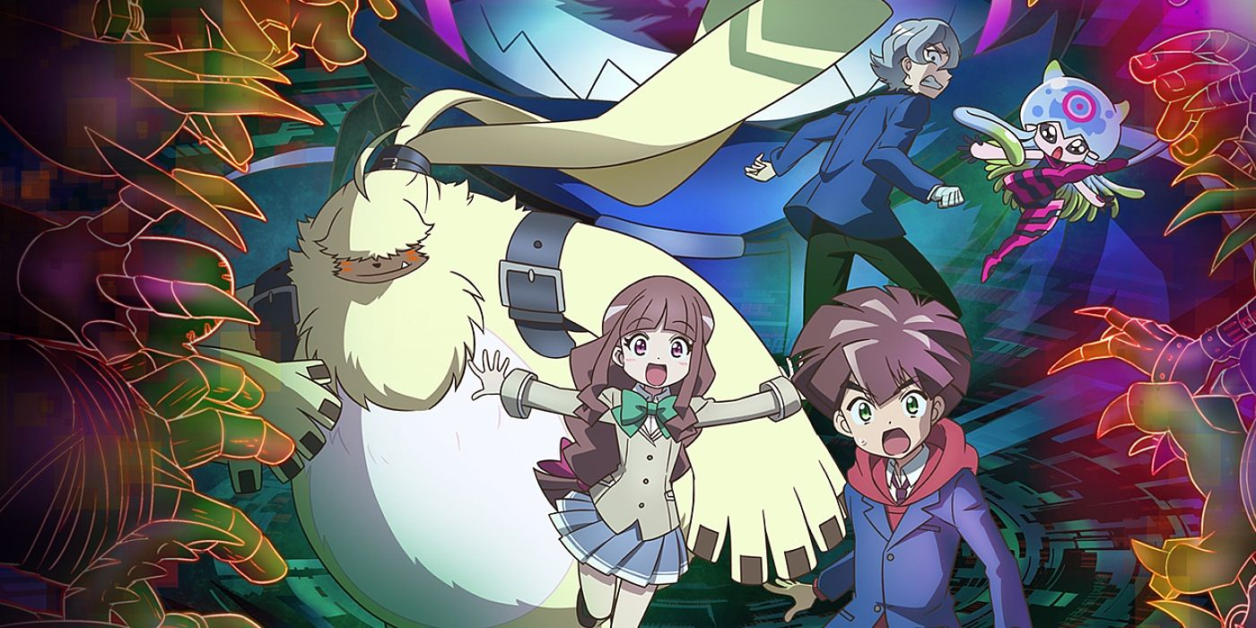 Cover image of Digimon Ghost Game