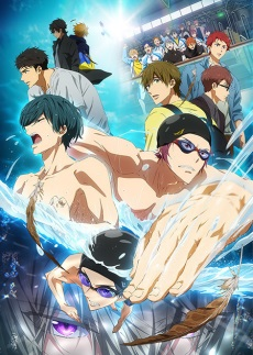 Poster of Free! Movie 4: The Final Stroke