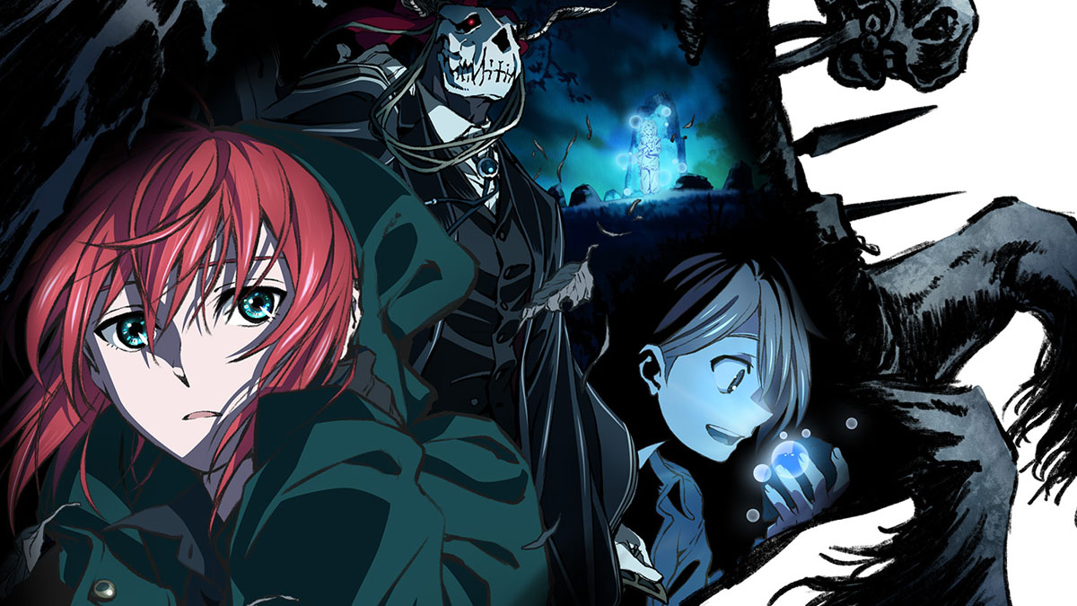 Cover image of The Ancient Magus' Bride: The Boy from the West and the Knight of the Blue Storm