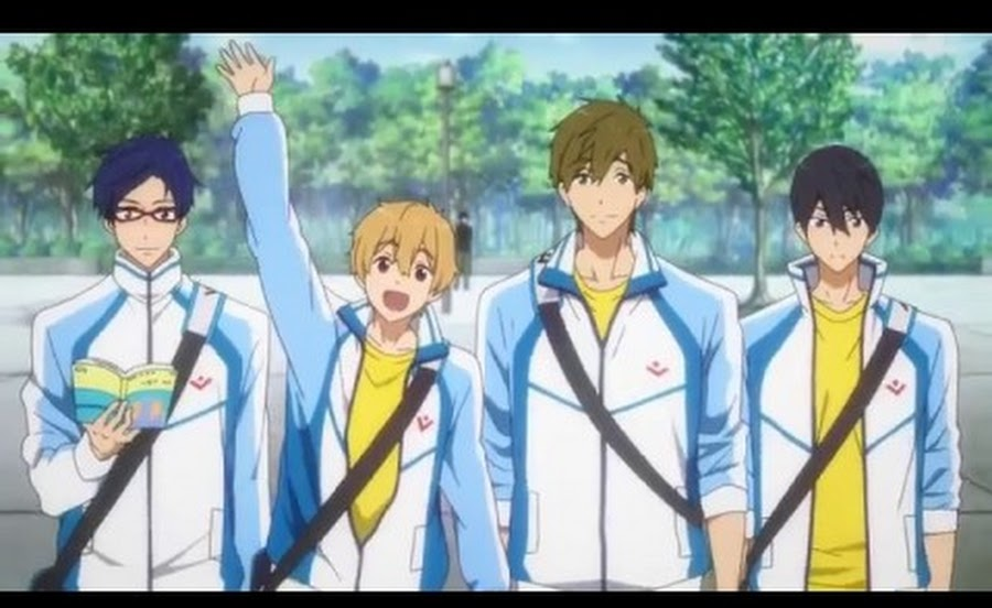 Cover image of Free! Eternal Summer