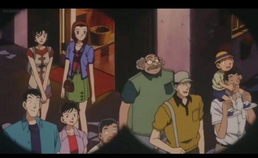 Cover image of Case Closed Movie 04: Captured In Her Eyes (Dub)