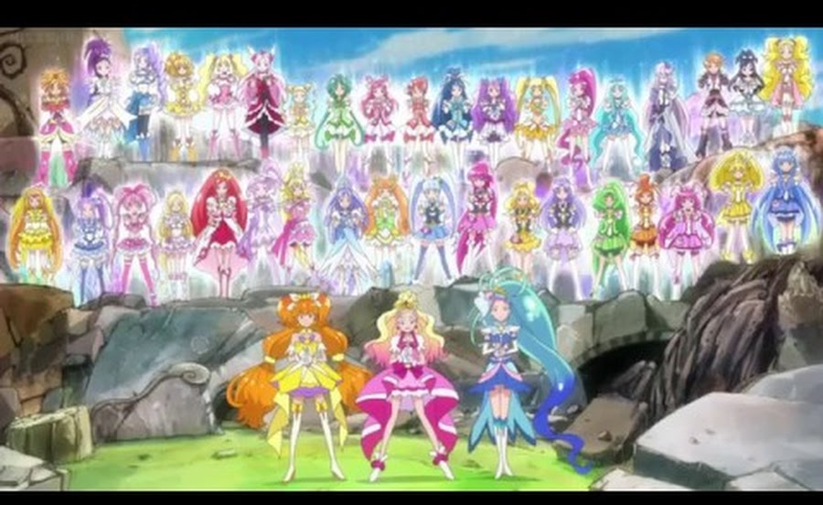 Cover image of Eiga Precure All Stars: Haru no Carnival