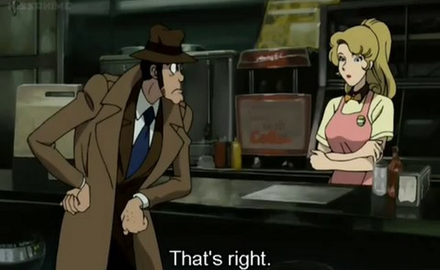 Cover image of Lupin III Episode 0: The First Contact