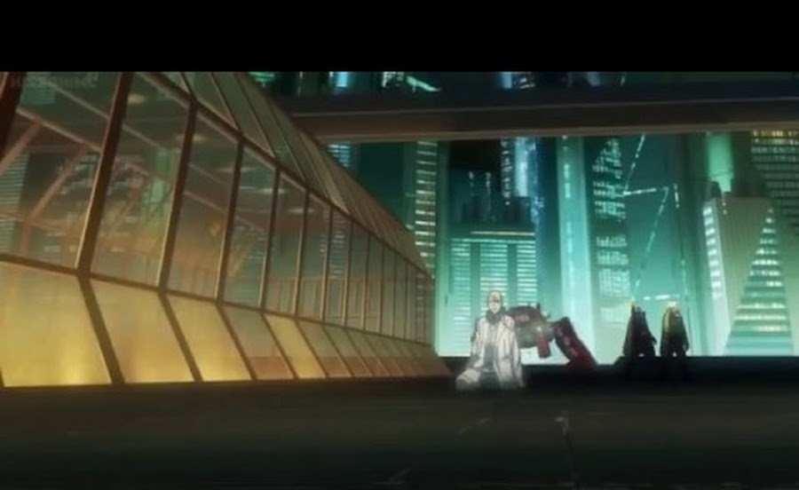 Cover image of Ghost in the Shell: Arise - Another Mission