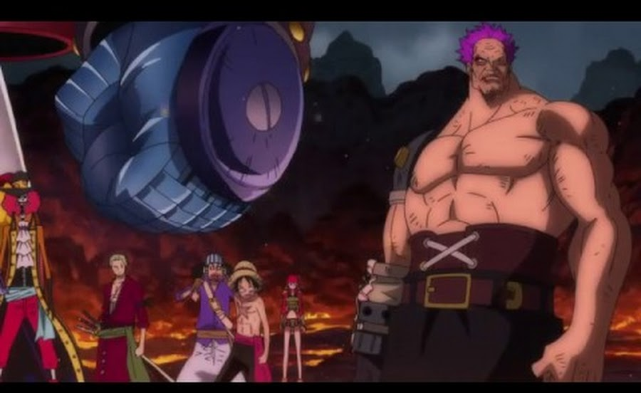 Cover image of One Piece Film: Z (Dub)