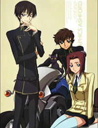 Code Geass: Lelouch of the Rebellion Picture Drama