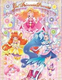 Poster of Go! Princess Precure