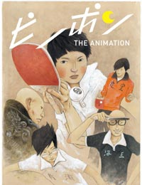 Ping Pong The Animation (Sub)