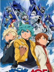 Poster of Mobile Suit Gundam AGE