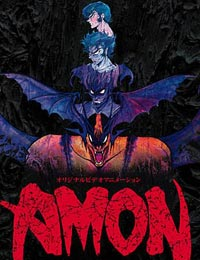 AMON Devilman Mokushiroku poster