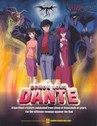 Poster of Demon Lord Dante (Dub)