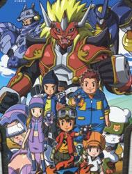 Digimon Frontier (Sub)