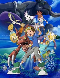 Poster of Digimon Tamers: Battle of Adventurers