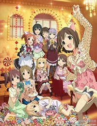 Poster of THE IDOLM@STER CINDERELLA GIRLS