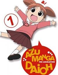 Azumanga Web Daioh poster