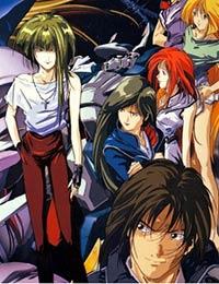 Poster of Uchuu no Kishi Tekkaman Blade II (Dub)