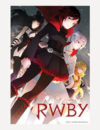 RWBY Season 3 poster
