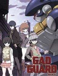 Gad Guard (Dub) poster