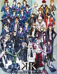 K-Project Sequel poster