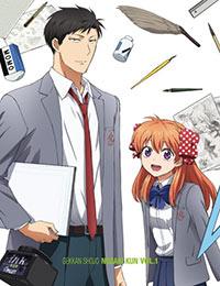 Poster of Monthly Girls' Nozaki-kun Specials (Dub)