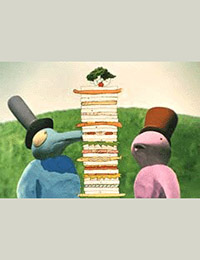 Karo to Piyobupt: Sandwich