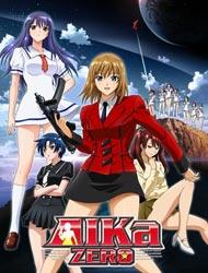 AIKa: ZERO - OVA poster