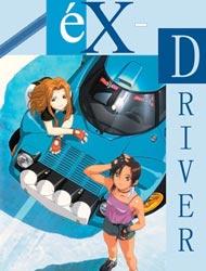 Poster of éX-Driver - OVA