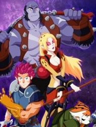 ThunderCats (2011 TV series) poster