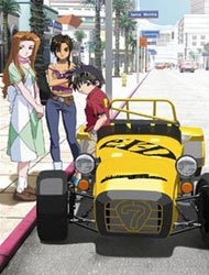 Poster of éX-Driver the Movie (Dub)
