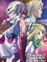 Sacred Seven: Wings of the Silver Moon Picture Drama poster
