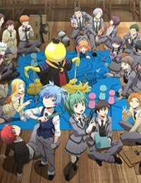 Assassination Classroom 2 (Dub) poster