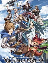 Poster of GRANBLUE FANTASY The Animation