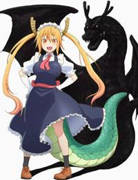 Poster of Miss Kobayashi's Dragon Maid