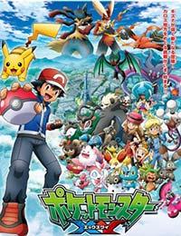 Poster of Pokémon the Series: XY (Dub)