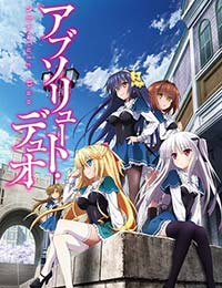 Absolute Duo (Dub) poster