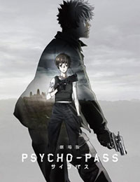 Poster of Psycho-Pass: The Movie