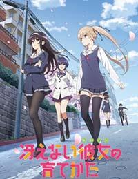 Poster of Saekano: How to Raise a Boring Girlfriend