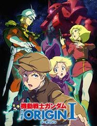 Poster of Mobile Suit Gundam: The Origin (Dub)