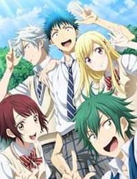 Yamada kun and the Seven Witches OAD - OVA poster