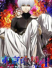 Poster of Tokyo Ghoul Root A