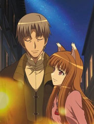 Poster of Spice and Wolf II (Dub)