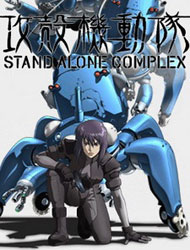 Poster of Ghost in the Shell: Stand Alone Complex (Dub)